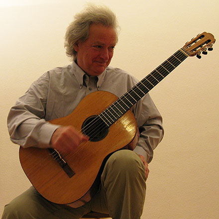 Carlo Domeniconi, composer and guitarist